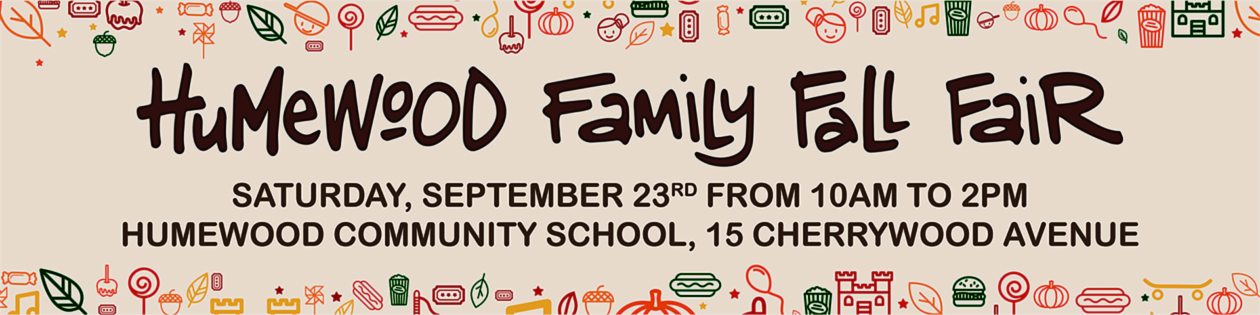 Humewood Family Fall Fair